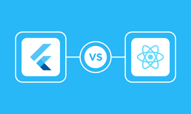 What is the difference between Flutter and React Native?